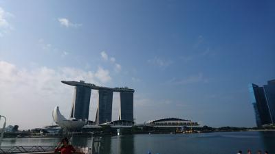 2019 GW シンガポール旅