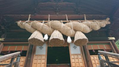 1泊2日 長野 (3-1) 夏の諏訪観光 諏訪大社と高ボッチ高原