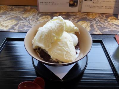 金沢◆和カフェ『Cafe甘』&甘味処 『漆の実』 ◆ 2019/08/04