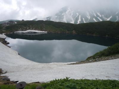 立山黒部アルペンルートとトロッコ電車・白川郷3日間の旅 (3)アルペンルート