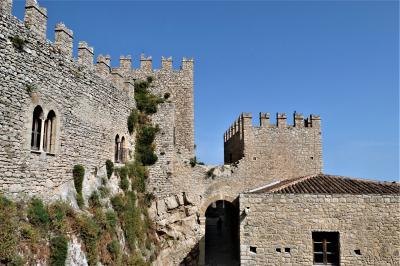 魅惑のシチリア×プーリア♪ Vol.134 ☆カッカモ城:居住から当時と変わらぬ絶景を眺めて♪