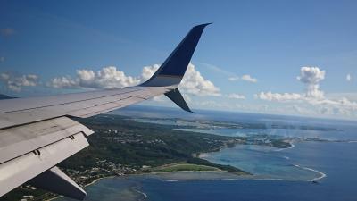 夏休みだよ☆グアムで人生初の海へ!