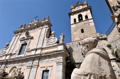 魅惑のシチリア×プーリア♪ Vol.137 ☆カッカモ:バロックの美しいカッカモ大聖堂♪