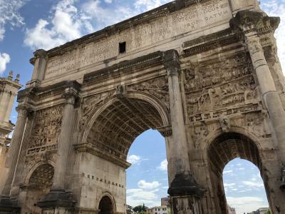 憧れの国・イタリアへ✩ミラノ~フィレンツェ~ローマを巡った2019GW✩ローマ2日目