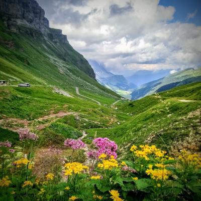 スイス・アルプスの峠めぐり、2019 アクシデントで右往左往のクラウゼン峠