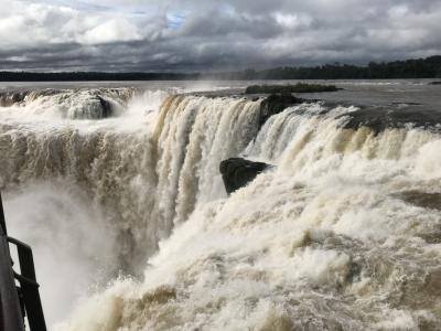 GW~① 南米 イグアスの滝へ アルゼンチン編