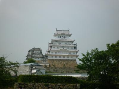 姫路城、竹田城を巡るハイキング旅