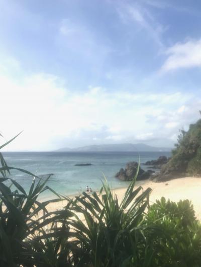 梅雨明けを狙って、弾丸沖縄旅行