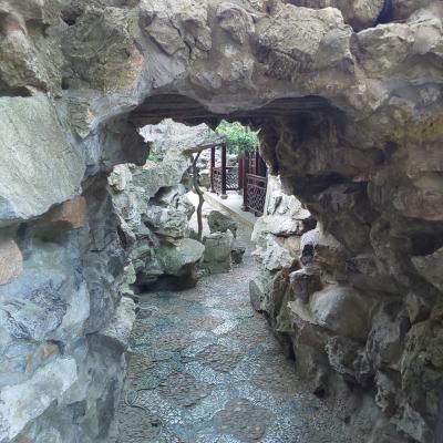 水郷の町、蘇州その②虎丘~有名な庭園、獅子林