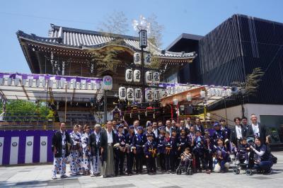 名古屋の昭和区・瑞穂区界隈と桑名の石取祭(二日目完)~たらいほどもある鉦を叩く日本一やかましい祭り。ガランガラン金属の音色が街中に響きます~