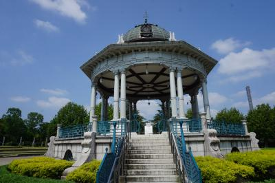 名古屋の昭和区・瑞穂区界隈と桑名の石取祭(一日目)~パロマスタジアムから舞鶴公園。興正寺に名古屋市博物館を拝見して、スイーツ巡りも絡めます~