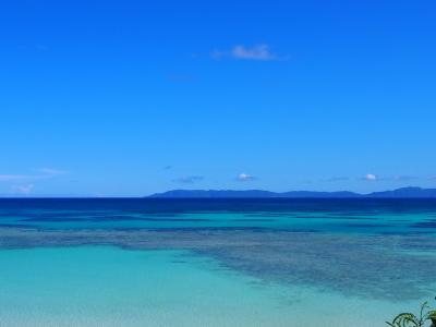 真夏の八重山諸島 夏旅2019 波照間島編1