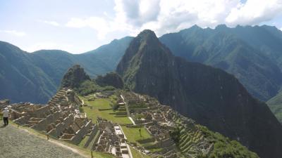 南米旅行 5-6日目 マチュピチュ