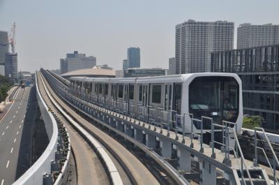 2019年8月地下に潜る東京鉄道旅行4(有楽町線・ゆりかもめ)