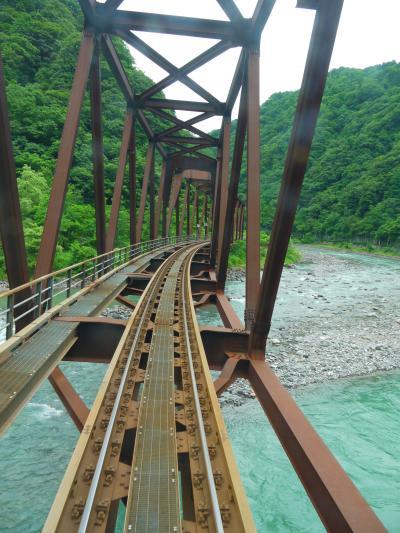 2019年夏の青春18きっぷの旅 訳あって南小谷へ(滞在8分)(2)大糸線の駅巡りしてお寿司食べたら帰ります。