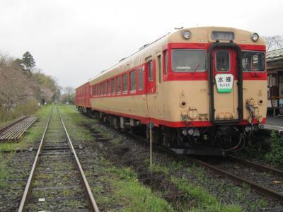 いすみ鉄道・小湊鐵道の旅☆