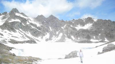 ピレネー山脈を歩く。ピレネーハイキング。gomigumaのトレッキング。