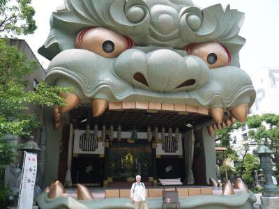 2019年夏の旅行は厳暑の大阪へ
