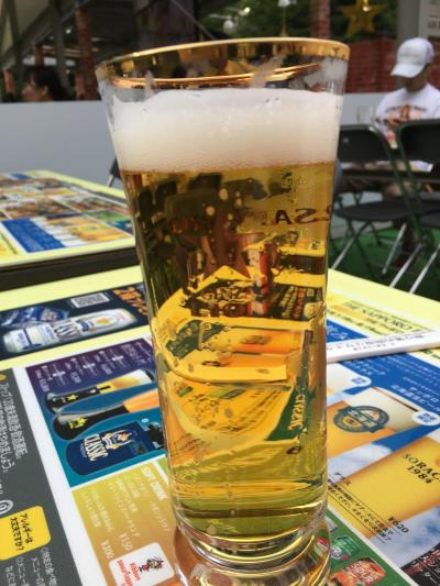 ベトナム・ダナンの仇を北海道で討つ! Vol.2 今回最大のお目当て!憧れの札幌ビール祭り(#^.^#)