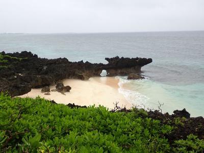 家族で与論島旅行〈4〉雨の日シュノーケリング