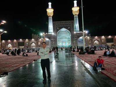 イランへ トルクメニスタンより陸路