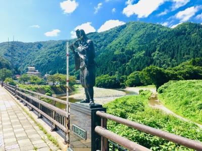 山形県北部秘湯の旅(1)瀬見温泉