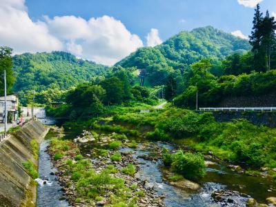 山形県北部秘湯の旅(3)肘折温泉