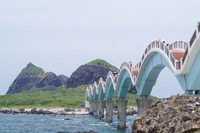 東海岸、台東と花蓮7泊8日⑥(第六天)―炎熱の三仙台へ、花東海岸公路往復
