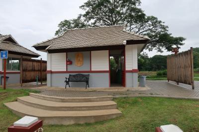 チェンマイ~メーホーソン、バイクの旅 7 (番外編 ドーイサケット温泉)