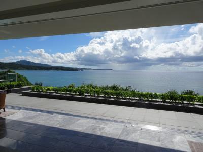 ハレクラニ沖縄 部屋と部屋からの景色