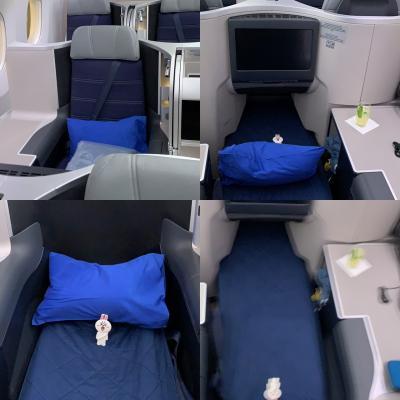 マレーシア航空  KUL→NRT旅行⑩ビジネスクラス機内食
