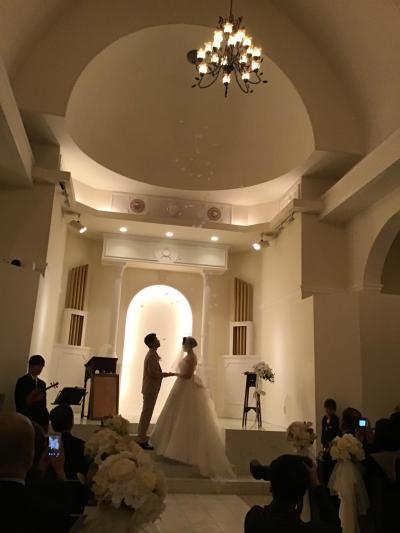 甥の結婚式で小林へ③