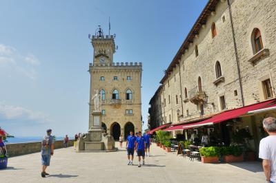 アマルフィ海岸 + トスカーナ・ドライブ 815km - #8 天空の城 サンマリノ