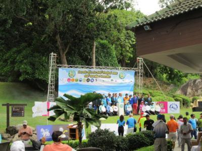 Hua-Hin Cha-Am Golf Festival 2019 / Parm Hill Tourament 8月