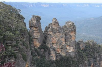 巡るAustralia Sydney part2 Blue Mountains