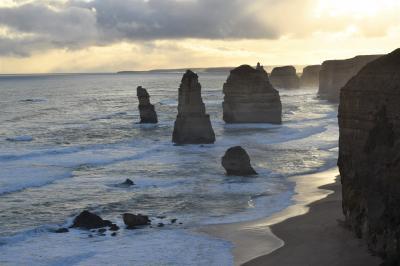 巡るAustralia Melbourne part3 12Apostles