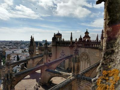 スペイン旅行 -  セビリア ー> バルセロナ2019