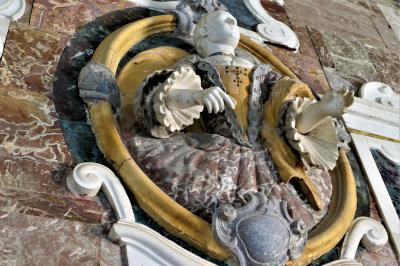 魅惑のシチリア×プーリア♪ Vol.145 ☆バゲーリア:「ヴィッラ・パラゴニア」テラスから庭園を眺めて♪