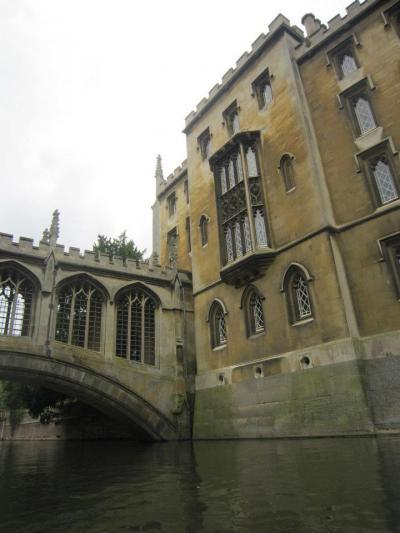 ケンブリッジ日帰り旅2012