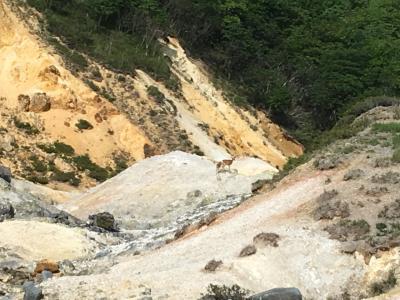 盛夏の北海道で温泉三昧旅行 ~登別・洞爺湖~ 1・2日目