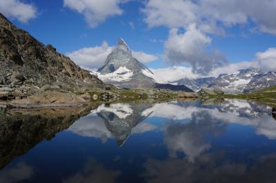 大自然スイス満喫の旅&ちょっこっとミラノ~6日目~(ゴルナーグラート→ローデンボーデン→リッフェルベルク→ブラウヘルト→スネガ)