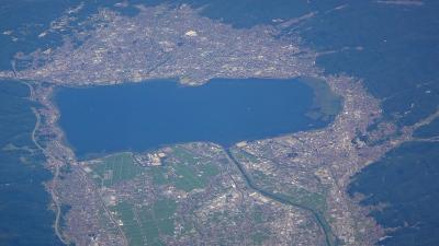 往復飛行機で行く東北二大祭り(01) 伊丹空港から仙台空港へ。