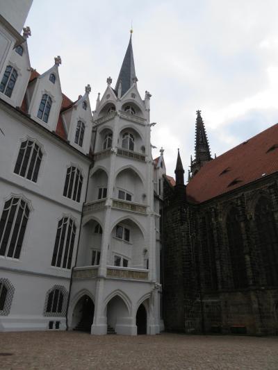 心の安らぎ旅行(2019年 春 Meissen マイセン Part4 Albrechtsburg アルプレヒト城♪)