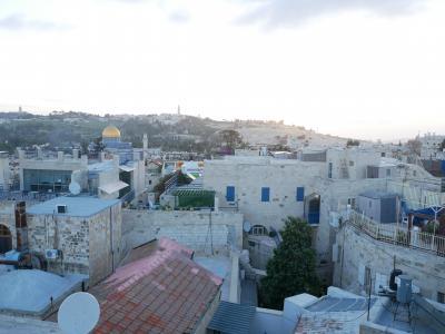 初めてのイスラエル