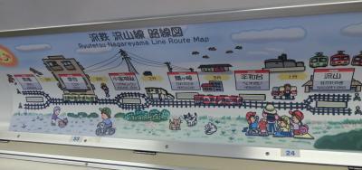 関東鉄旅 流鉄 前編