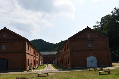 舞鶴の旧海軍施設、赤煉瓦倉庫