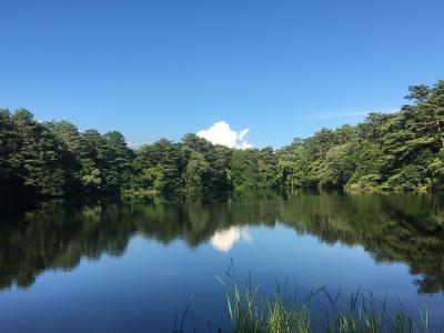 青春18きっぷデビューの旅(1)上野から裏磐梯を目指し、五色沼へ