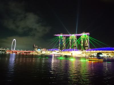 2019シンガポール女子旅⑧2日目最後の夜はスペクタクルショーそして帰国へ。再びジュエルもリベンジ!