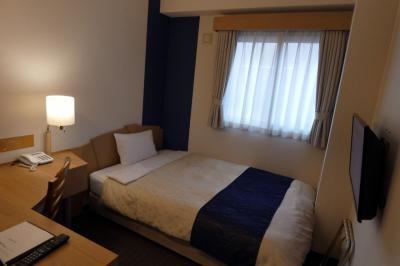 初夏の北海道4泊 札幌~旭川 鐡道の旅 旭川サンホテル シングルルーム 禁煙室