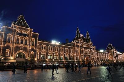 3度目のサンクトペテルブルグ/モスクワ ぷらっと一人旅(3日目)